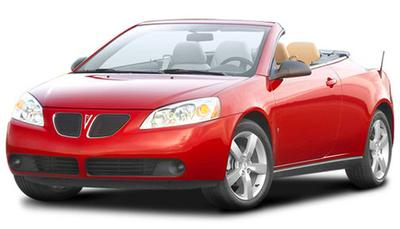 2008 Pontiac G6 Convertible Prices Amp Reviews