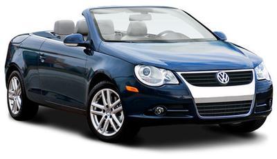 2008 Volkswagen Eos Convertible Prices Reviews
