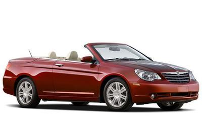 2010 sebring convertible touring review