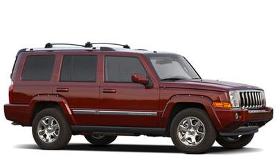 09 jeep commander horsepower