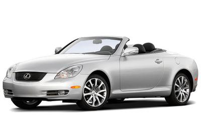 2009 Lexus Sc 430 Convertible Prices Reviews