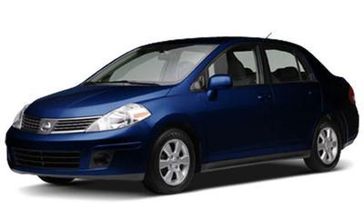 2009 Nissan Versa Sedan - Prices & Reviews