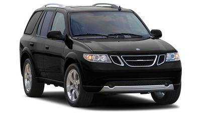 2009 saab 9 7x sport utility prices reviews rh autotrader com 2007 saab 9-7x owner's manual Saab 9-7X Aero