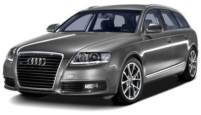 2010 audi a6 wagon - prices & reviews