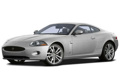 2010 Jaguar Xk Series Coupe