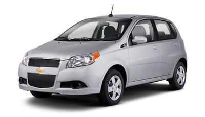 2011CHE002b 640 01 - 2011 Chevrolet Aveo5 Ls
