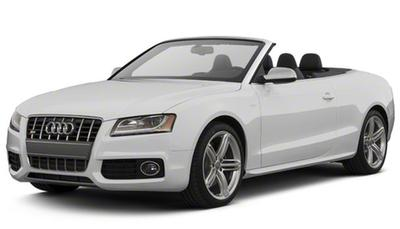 2012 Audi S5 Convertible - Prices & Reviews
