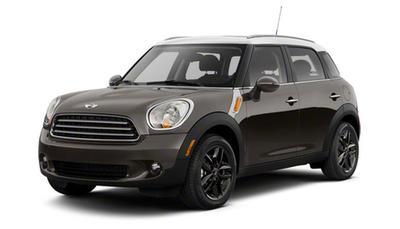2012 mini cooper countryman wagon crossover - prices & reviews