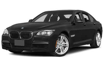 2014 Bmw 750li Sedan Prices Reviews