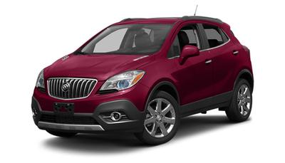 2014 Buick Encore Sport Utility Crossover - Prices & Reviews