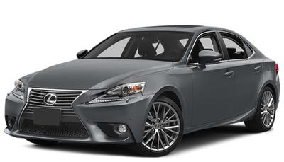 2011 is350 awd 0-60