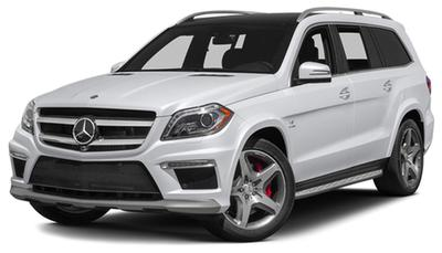 2014 Mercedes-Benz GL 63 AMG Sport Utility - Prices & Reviews