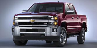 Chevrolet Silverado and other C/K2500
