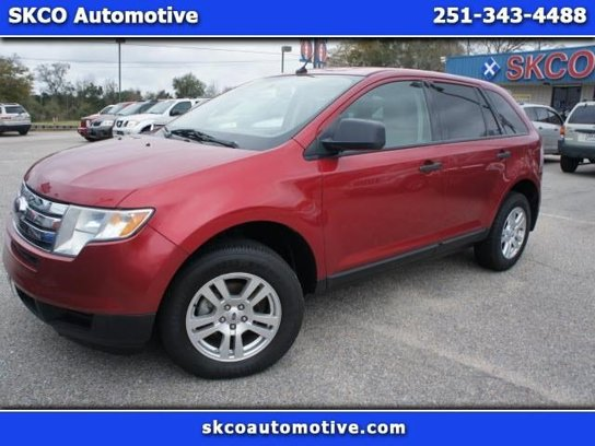 Ford edge 2008 blue book number