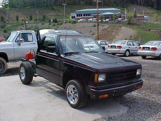 Used 1984 Chevrolet S10 Pickup in Pittsburgh, PA - 2655643561