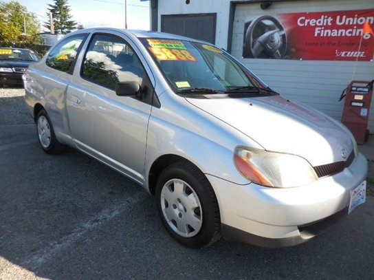 Used 2001 Toyota Echo Coupe