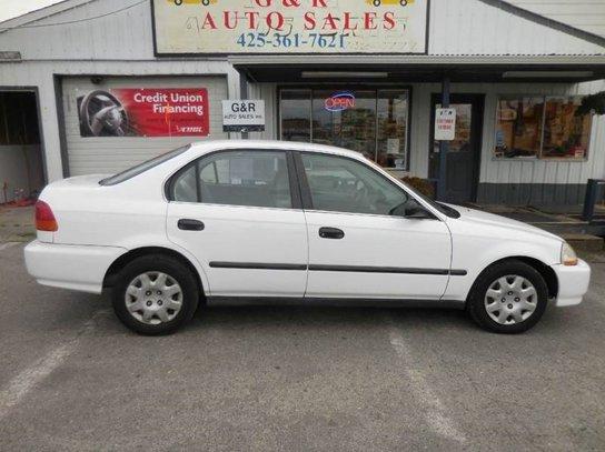 Used 1998 Honda Civic LX Sedan