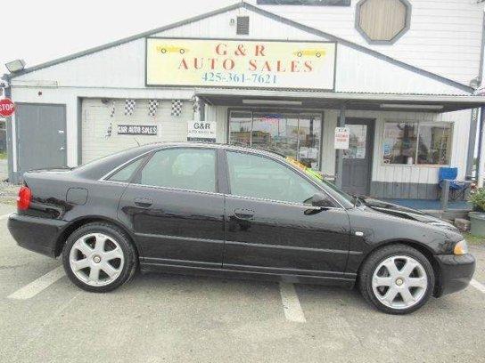 Audi S Autotrader - 2001 audi s4