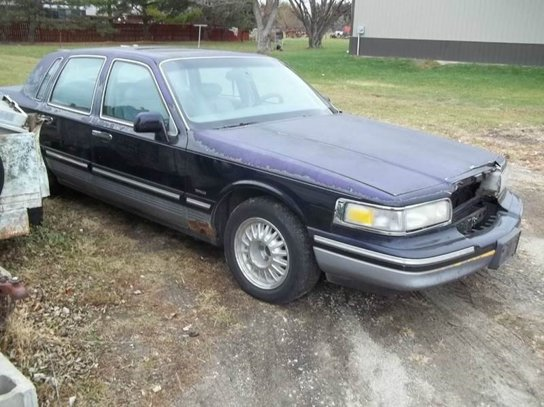 1996 Lincoln Town Car Autotrader