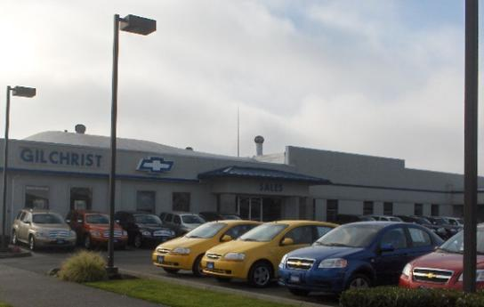 Gilchrist Chevrolet Buick GMC of Tacoma 2