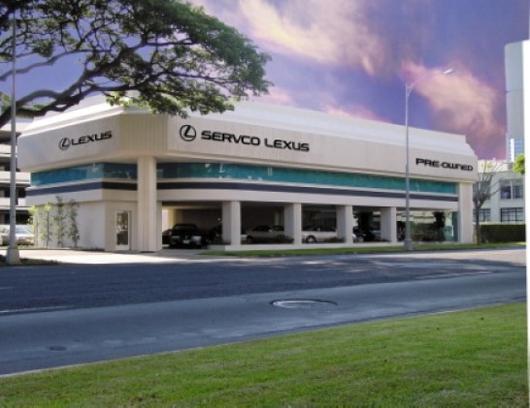 Servco Toyota Honolulu >> Servco Lexus : Honolulu, HI 96813 Car Dealership, and Auto ...