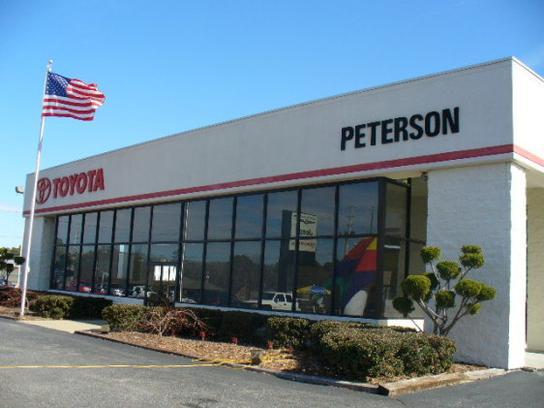 Peterson Toyota Chrysler Jeep Dodge : Lumberton, NC 28358 ...