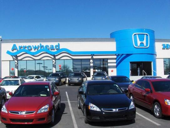 arrowhead honda get your e price today call now