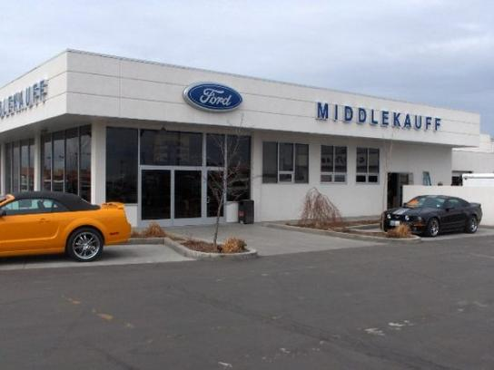 Middlekauff Ford Lincoln