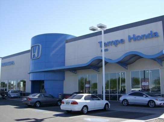 Tempe honda car dealership in tempe az 85284 kelley for Tempe autoplex honda