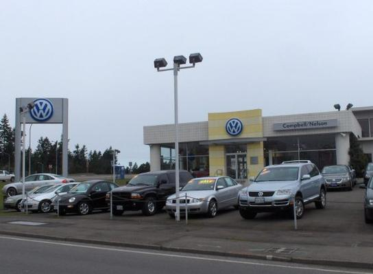 Campbell Nissan VW of Edmonds