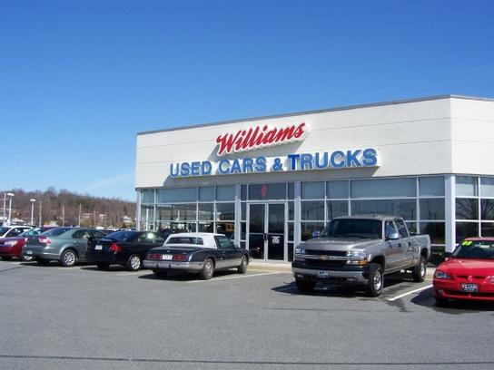 williams used cars car dealership in elkton md 21921 kelley blue book. Black Bedroom Furniture Sets. Home Design Ideas