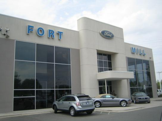 Fort mill ford fort mill sc 29708 car dealership and for Mccoy motors fort mill sc