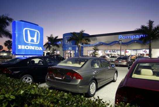 Hendrick Honda Pompano Beach Service