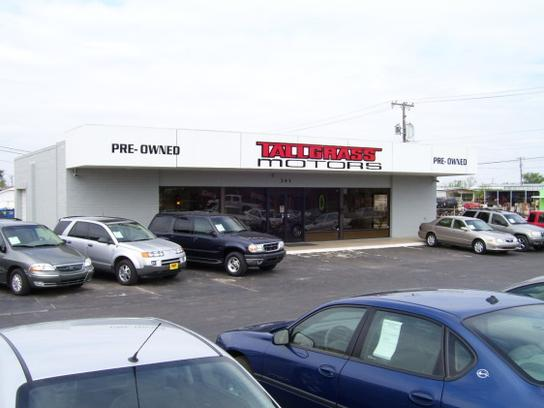 tallgrass motors car dealership in bartlesville ok 74006
