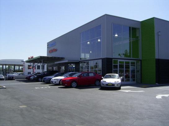 Oak Tree Mazda car dealership in San Jose, CA 95129 ...