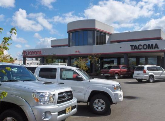 Toyota Parts Direct >> Larson Toyota of Tacoma : Tacoma, WA 98409 Car Dealership, and Auto Financing - Autotrader