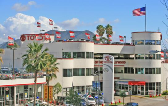 North Hollywood Toyota Service >> North Hollywood Toyota : North Hollywood, CA 91602 Car ...