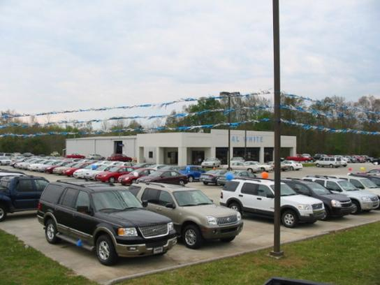 al white motors car dealership in manchester tn 37355