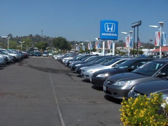 honda of el cajon el cajon ca 92020 car dealership and