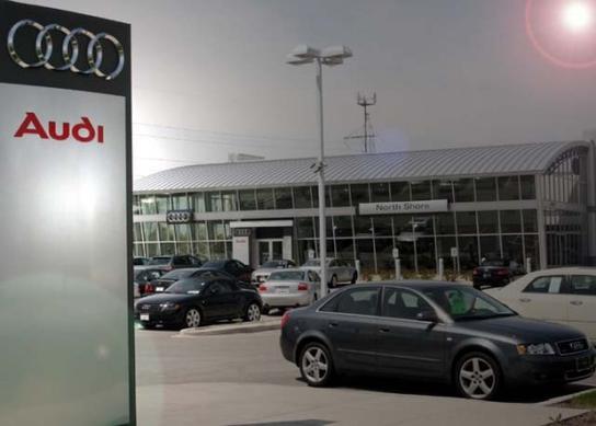 Audi North Shore : Brown Deer, WI 53223 Car Dealership, and Auto Financing - Autotrader