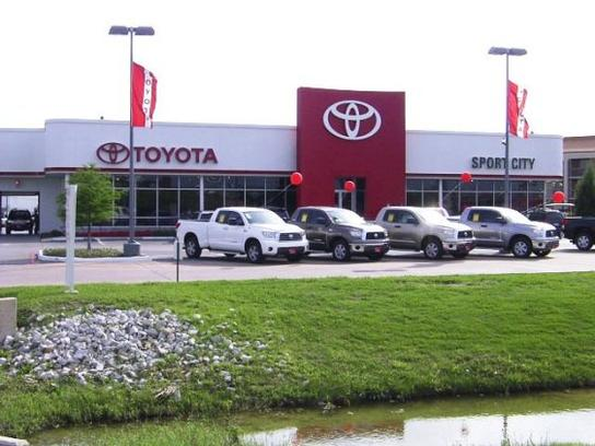 sport city toyota dallas tx 75228 car dealership and