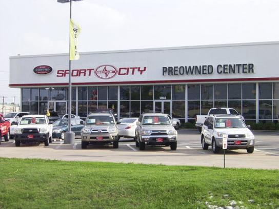Toyota service specials in dallas tx sport city toyota for Sport city motors dallas