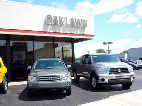 Oak Lawn Toyota Car Dealership In Oak Lawn Il 60453
