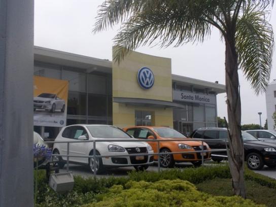 Volkswagen Santa Monica Car Dealership In Santa Monica Ca