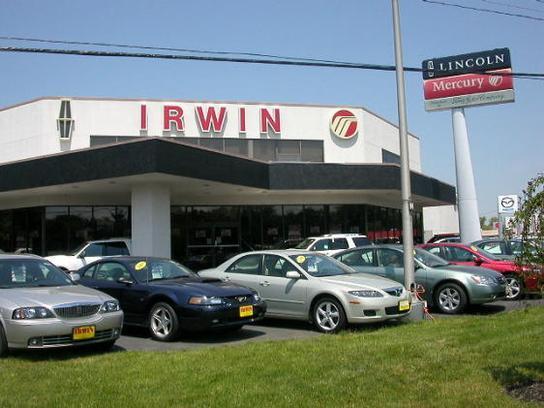 Irwin lincoln mazda car dealership in freehold nj 07728 for Irwin motors used cars