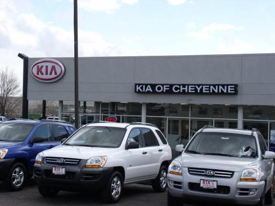 Kia of Cheyenne 1