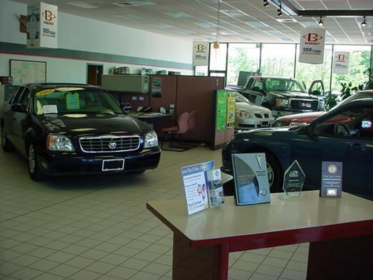 Used Car Dealers Taunton