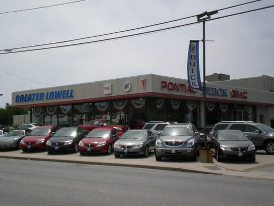 Gmc Dealers In Ma >> Greater Lowell Pontiac Buick GMC : Lowell, MA 01852 Car Dealership, and Auto Financing - Autotrader