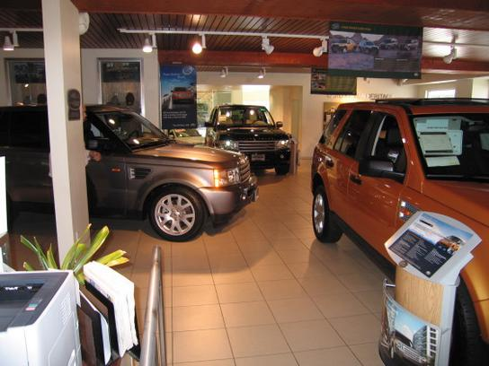 Hornburg Land Rover >> Hornburg Land Rover Jaguar Los Angeles car dealership in ...