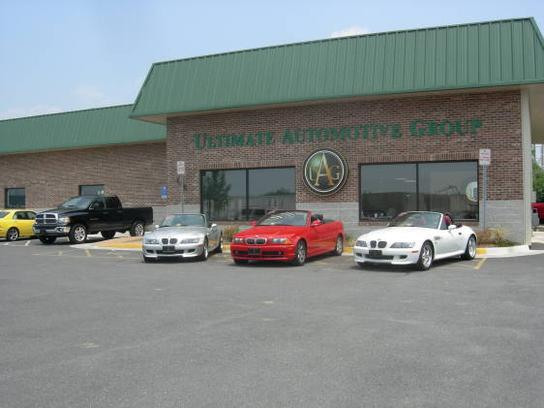 Ultimate Automotive Group 1